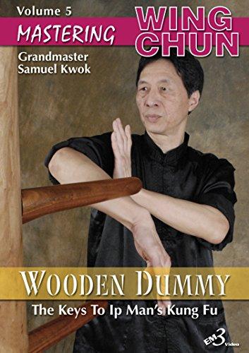 Wing Chun 5 Wooden Dummy