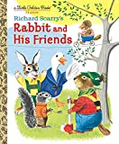 Richard Scarry's Rabbit and His Friends (Little Golden Book)