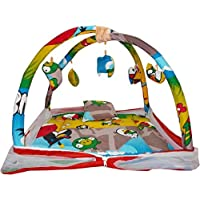 BALAJI FAB Bedding Set for New Born Baby's, 0-18 months (BABY05, Multicolour)