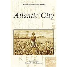 Atlantic City (Postcard History: New Jersey)