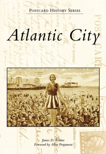 Postcard Easter (Atlantic City (Postcard History: New Jersey))