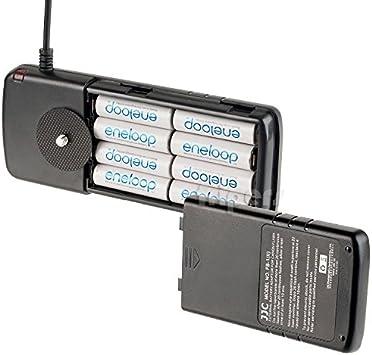 Jjc Blitz Batteriepack Für Canon 580ex Ii 580ex 550ex Kamera