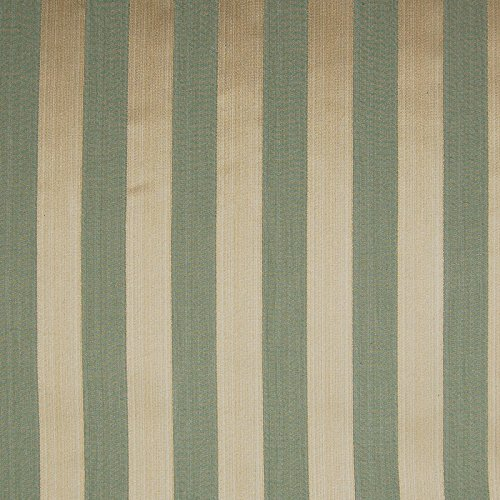 tallic Cotton Upholstery Fabric by the yard (Cal Stripe Automotive Stripes)