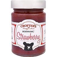 Crofter's Organic, Biodynamic,优质酱,草莓,10盎司(283克)
