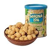 Mauna Loa莫纳罗夏威夷果仁 无盐原味烘焙焗烤纯果仁 127g (美国进口) (洋葱蒜香味)