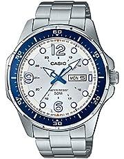 Casio MTD-100D-7A2VD For Men-Analog, Dress Watch