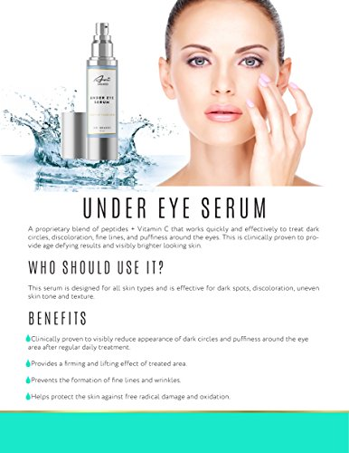 Buy product to get rid of bags under eyes