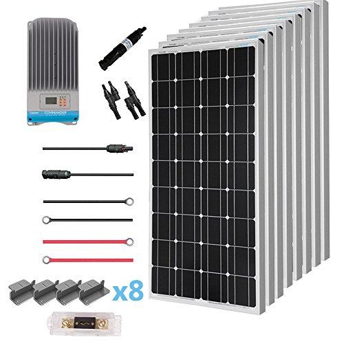 Renogy 800 Watt 12 Volt Solar Premium Kit by Renogy