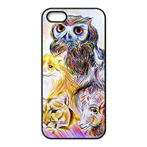 Animal Painting Hot Seller Stylish Hard Case For Iphone 5s