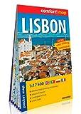 Lisboa, plano callejero plastificado de bolsillo. Escala 1:17.500. ExpressMap. (Comfort ! Map)