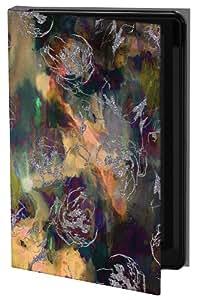 Keka Classic - Funda con tapa para Samsung Galaxy S3 (diseño de flores de Nikki Strange, fijación a presión)
