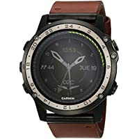 D2 Charlie Aviator Watch, Leather Band (Americas)