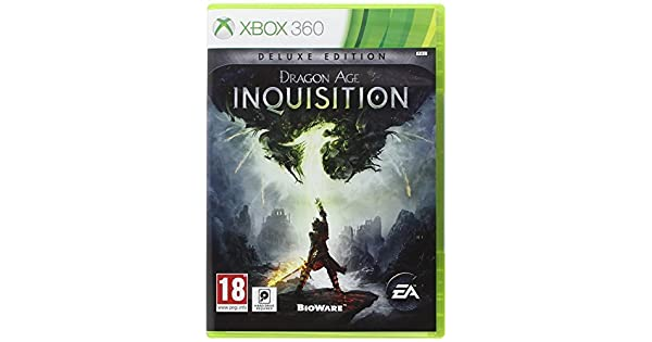 Dragon Age Inquisition XBOX 360 Deluxe Edition by EA: Amazon.es: Videojuegos