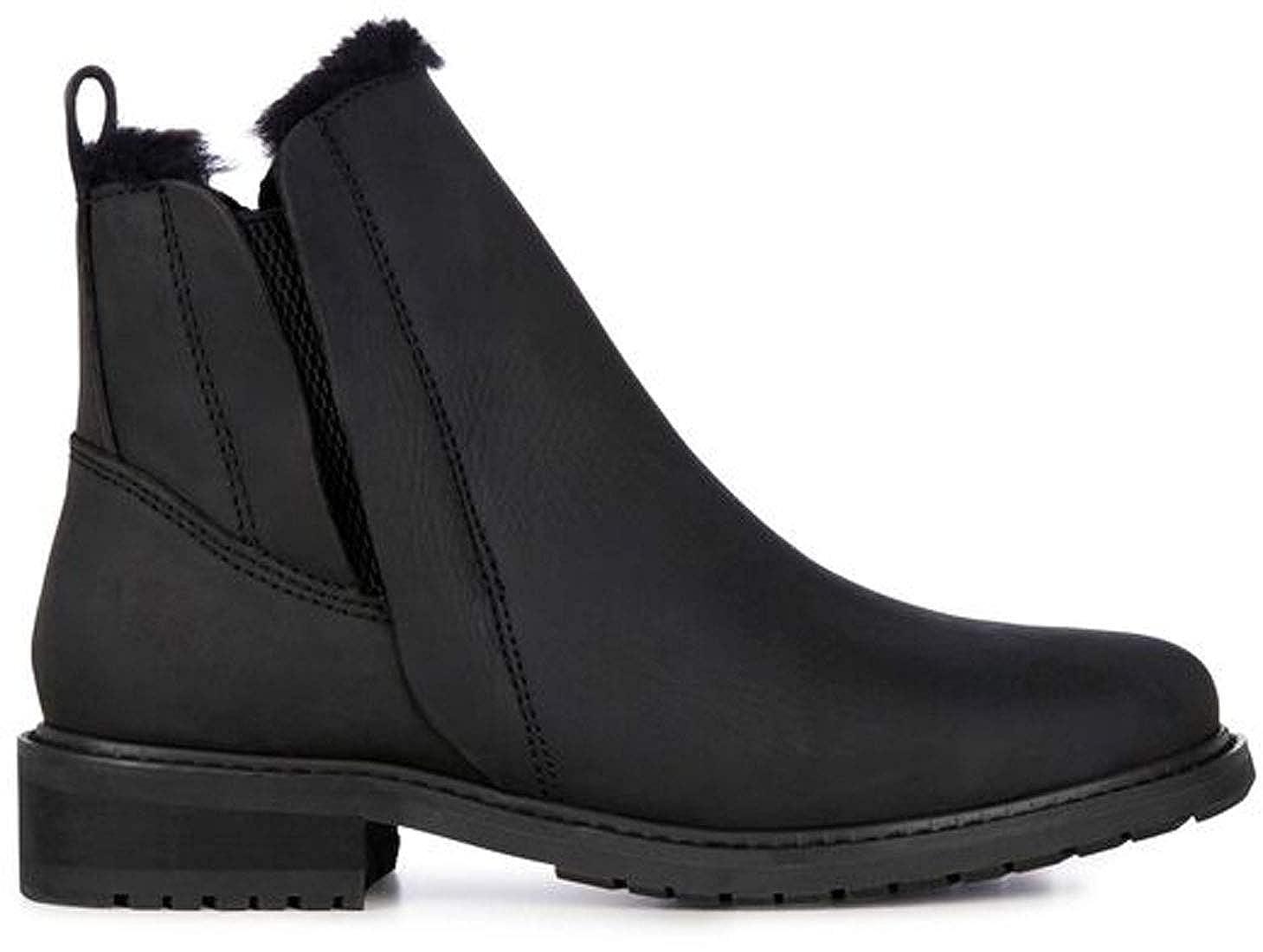 za kilka dni Data wydania kup popularne EMU Australia Pioneer Leather Womens Deluxe Wool Waterproof Boots