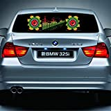 iNewcow Auto Music Rhythm Lamp Sound Voice Beat