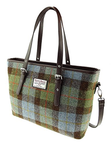 Ladies Col15 LB1028 Tote Harris Large Various Colours In Bag Tweed Spey 1Fr1a
