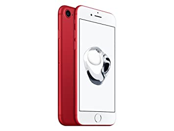 7d98ae3fadc Apple iPhone 7 SIM única 4G 128GB Rojo: Amazon.es: Electrónica