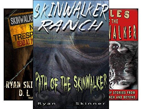 Skinwalker Ranch (4 Book Series)