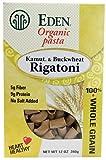 Eden Foods Organic Pasta Kamut and Buckwheat Rigatoni -- 12 oz - 2 pc