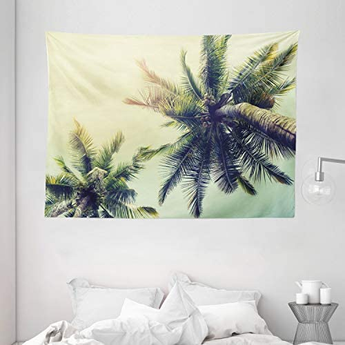 Ambesonne Palm Tree Tapestry