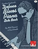 deluxe blues piano solo book paperback 1992 author matt dennis paul smith