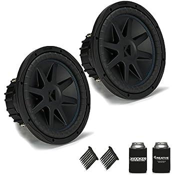 Amazon.com: Kicker 44CVX122 CompVX 12\