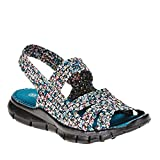 Bernie Mev Women Cindy Slip-On Sandal (36 M EU, Floral Breeze)