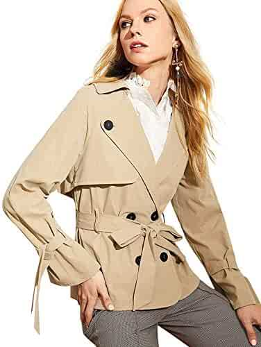94cdcc620 Shopping $25 to $50 - Romwe - Coats, Jackets & Vests - Clothing ...