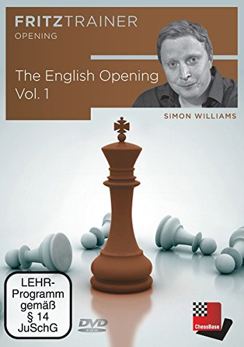 The English Opening Vol. 1: Fritztrainer: interaktives Video-Schachtraining