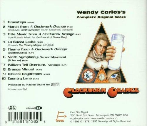 A Clockwork Orange: Wendy Carlos's Complete Original Score