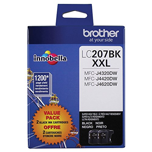 Brother MFC J4620DW Black Cartridge Extra