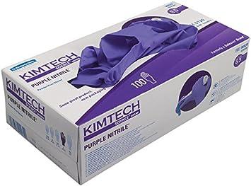 manchette /taille L safeskin 038828/KIMTECH SCIENCE Violet Gants en nitrile/ Longueur 300/mm