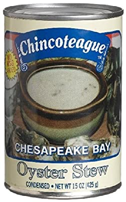 Chincoteague Seafood 82934 Oyster Stew