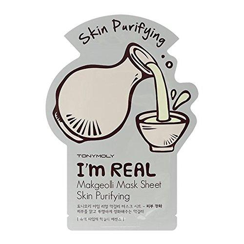 TONYMOLY I'm Real Makgeolli Mask Sheet