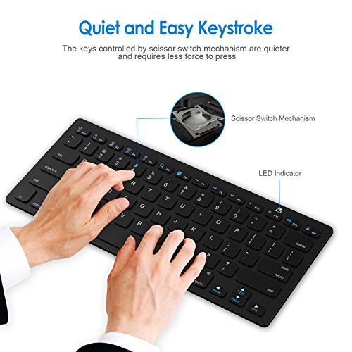 jetech bluetooth keyboard instruction manual