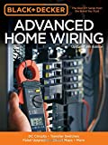 img - for Black & Decker Advanced Home Wiring, Updated 4th Edition: DC Circuits * Transfer Switches * Panel Upgrades * Circuit Maps * More book / textbook / text book
