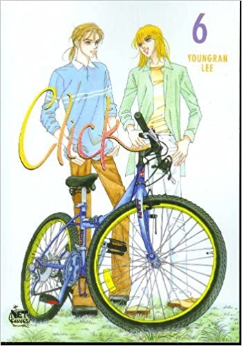 Book Click Volume 6 (Click (Netcomics)) (v. 6) by Youngran Lee (2008-03-04)