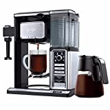 Ninja Auto-IQ Coffee Maker Brewer Bar with Glass Carafe System - CF092 (Certified Refurbished)