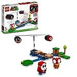 LEGO-Super-Mario-Sbarramento-di-Pallottoloni-Bill-Pack-di-Espansione-Giocattolo-Set-di-Costruzioni-71366