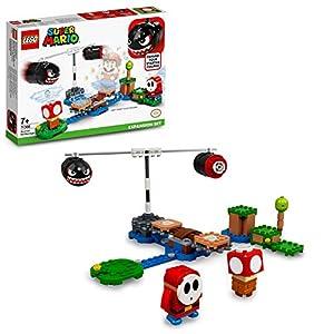 LEGO Super Mario Sbarramento di Pallottoloni Bill - Pack di Espansione, Giocattolo, Set di Costruzioni, 71366  LEGO