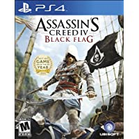 La bandera negra de Assassin's Creed IV - PlayStation 4