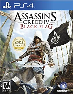 Assassin's Creed IV Black Flag - PlayStation 4 (B00BMFIXOW) | Amazon price tracker / tracking, Amazon price history charts, Amazon price watches, Amazon price drop alerts