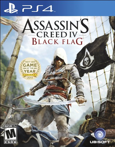 Assassin's Creed IV Black Flag - PlayStation 4 (World Best Fighting Games)
