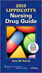 lippincott nursing drug guide pdf free download