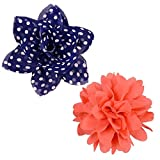 Bow & Arrow Dog Collar Slides Flower Accessories for Dog Collars