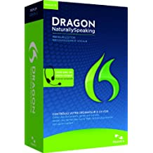 Dragon Naturally Speaking Premium 12, French