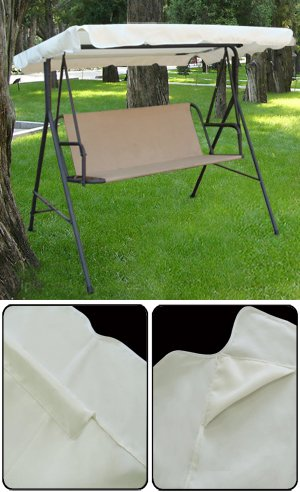 Brand New Replacement Swing Set Canopy Cover Top 77'X43'