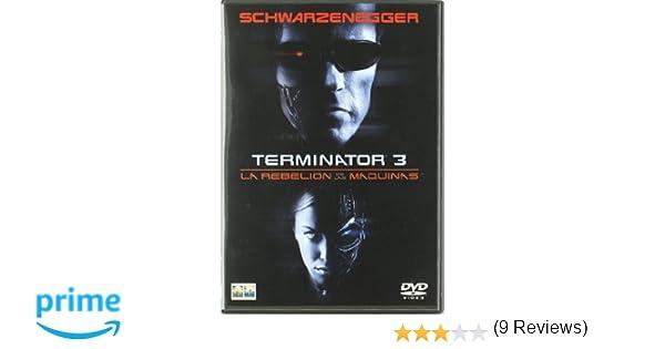 Terminator 3: La rebelión de las máquinas (2 Dvds): Amazon.es: Arnold Schwarzenegger, Claire Daines, Kristanna Loken, Nick Stahl, David Andrews, ...