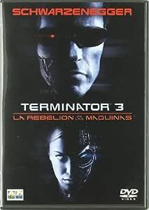 Terminator 3 [DVD]: Amazon.es: Arnold Schwarzenegger, Claire ...