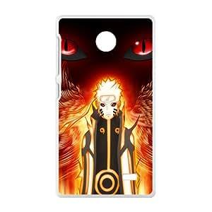 JIANADA Naruto Cell Phone Case for Nokia Lumia X